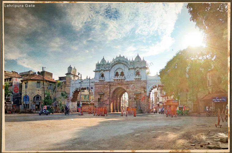 Lehripura Gate