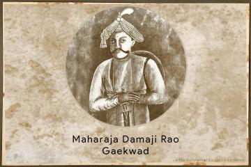 Maharaja Damaji Rao Gaekwad