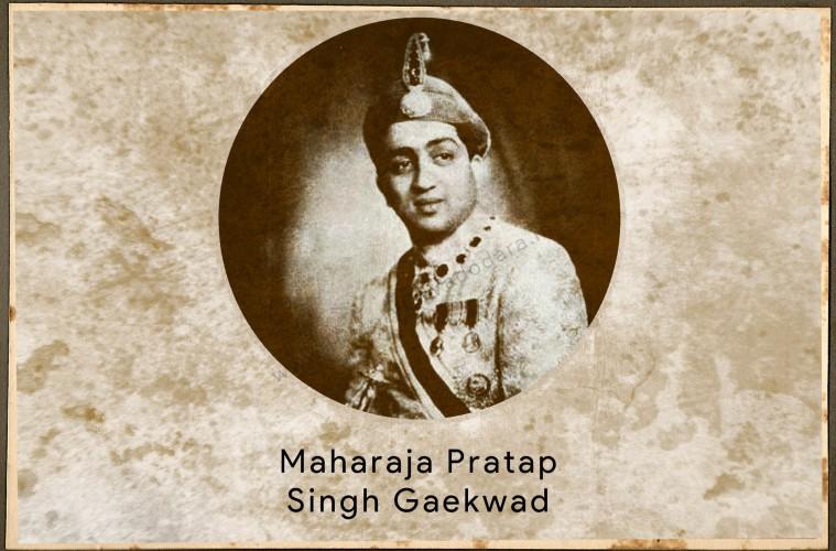 Maharaja Pratap Singh Gaekwad