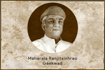 Maharaja Ranjitsinhrao Gaekwad