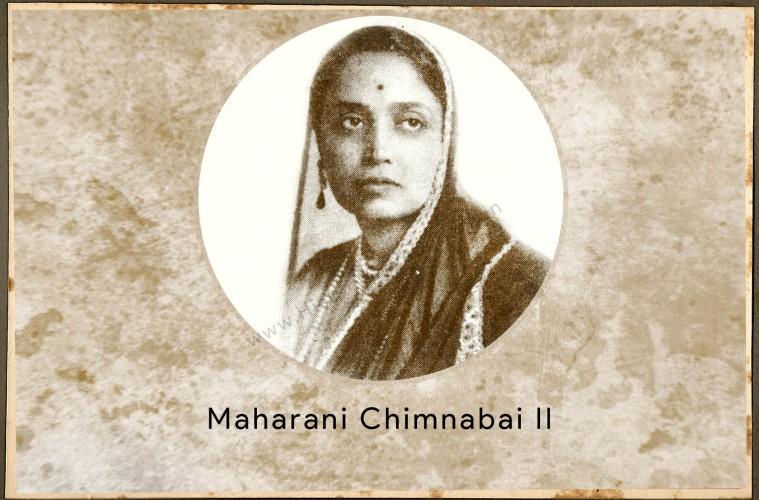 Maharani Chimnabai II