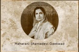 Maharani Shantadevi Gaekwad
