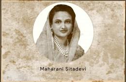 Maharani Sitadevi