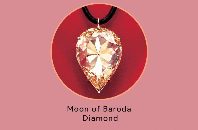 Moon of Baroda Diamond