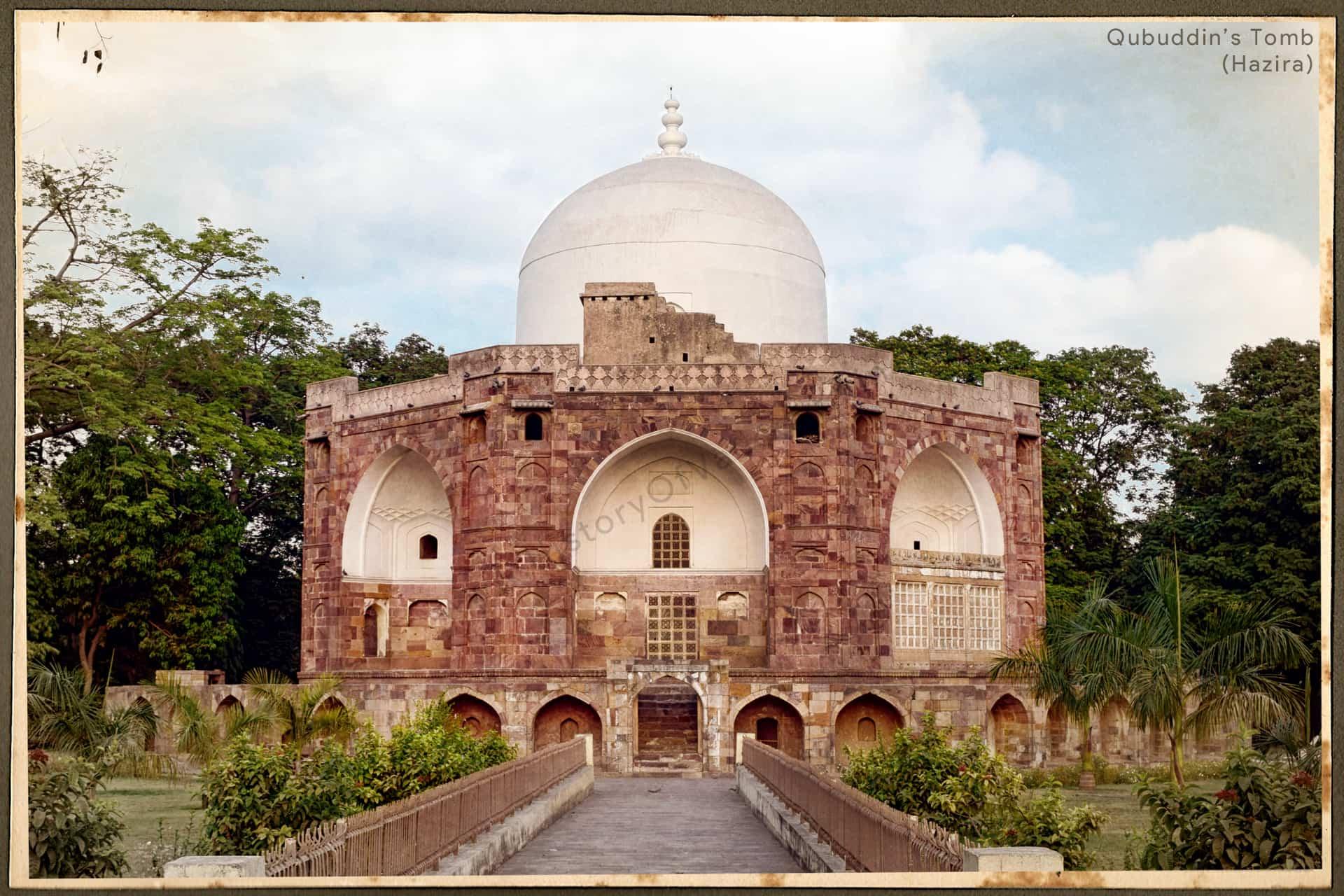 Qutbuddins Tomb