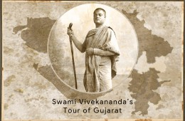 Swami Vivekananda - Tour of Gujarat