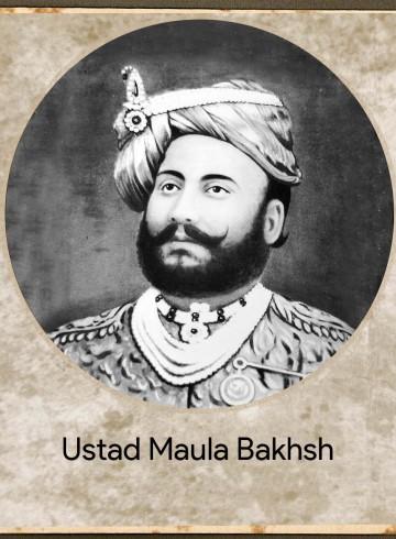Ustad Maula Bakhsh